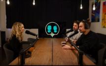 Image tirée de l'épisode du Sans Filtre #79 invitant la sportive et créatrice de contenus sur les réseaux sociaux Cath Bastien pour une entrevue d'une heure quarante, mise en ligne le 3 mars 2020.