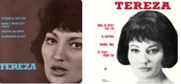 TEREZA Kesovija sortie digitale Warner-Music-France