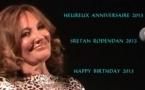 3 octobre 2013 - Joyeux anniversaire Tereza Kesovija!